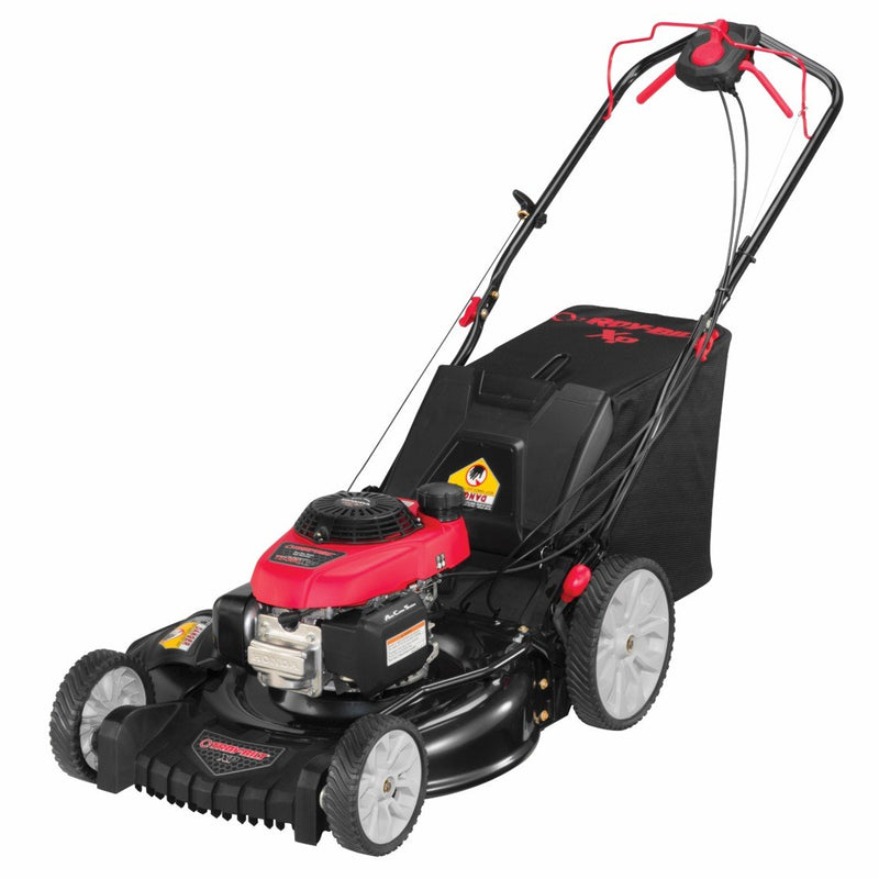 Troy-Bilt TB365 XP 21-Inch RWD Self-Propelled 3-in-1 Gas Lawn Mower with 160cc Honda Engi