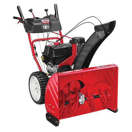 "Troy Built Storm™ 2890 Snow Blower 28"" Two-Stage Snow Blower - 243cc* Troy-Bilt OHV engine w/ NoiseGuard Technology™- Airless Tires"