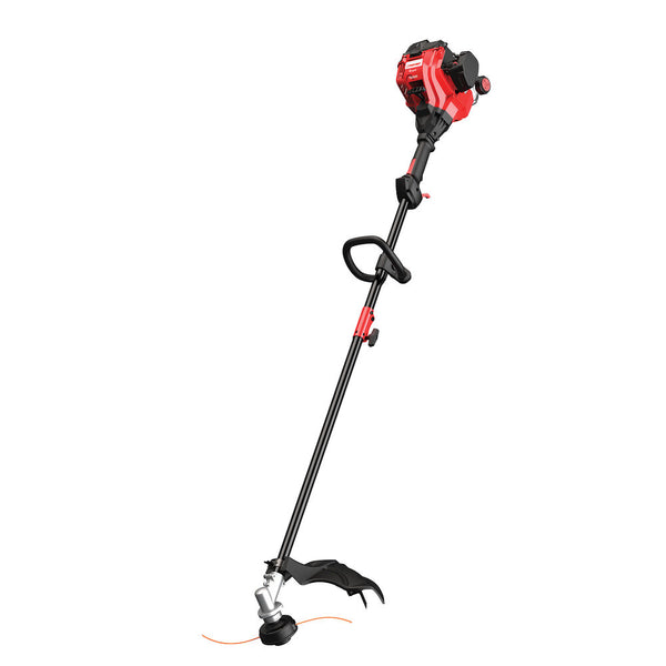 Troy-Bilt 41AD252S766 Gas Grass String Trimmer, Straight Shaft, 25cc Engine, 17-In