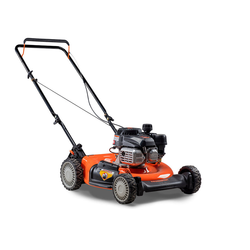 Remington 11A-A0MA883 RM110 Trail Blazer 21 in./ 132cc Gas Push Lawn Mower with Side Discharge and Mulching