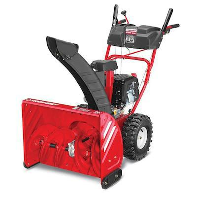 Troy-Bilt Storm 2660 26 in. 243 cc Two-Stage Gas Snow Blower