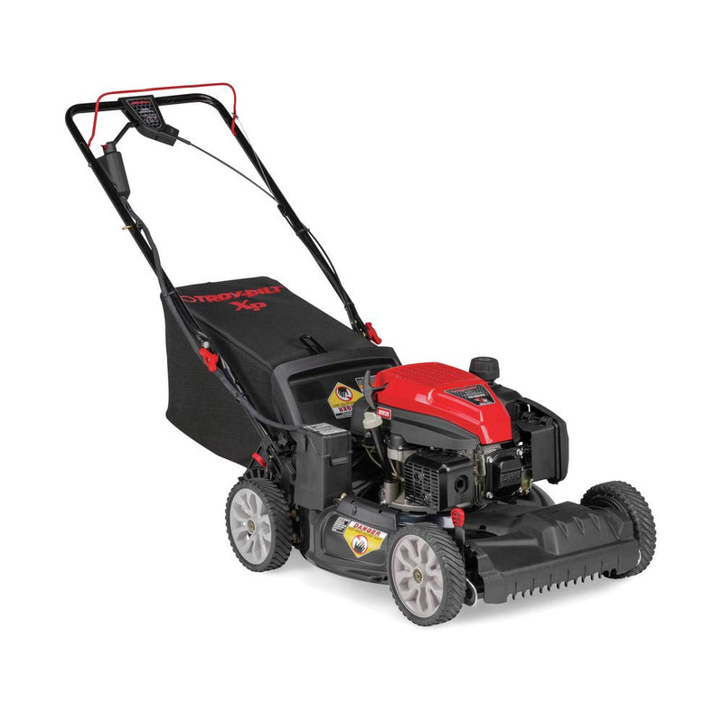 Troy-Bilt  TB290ES XP 21 in. Self-Propelled 3-in-1 Front Wheel Drive Walk-Behind Lawn Mower with 159cc OHV E-Start Engine 12AGA2MT766