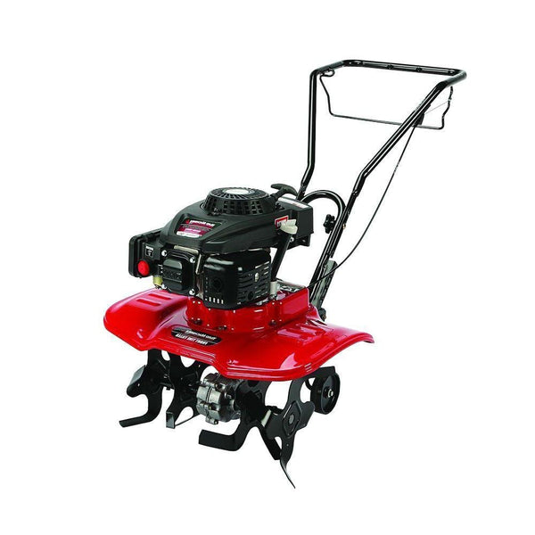 Yard Machines 21A-24MB700 Garden Tiller, Red