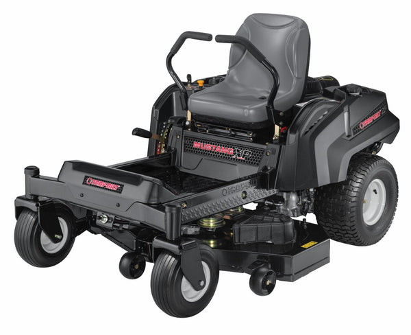 Troy-Bilt XP Mustang Zero-Turn Mower  23 HP Briggs & Stratton Pro Series Engine, 50in. FAB Deck, Model# 17AKCACZ066