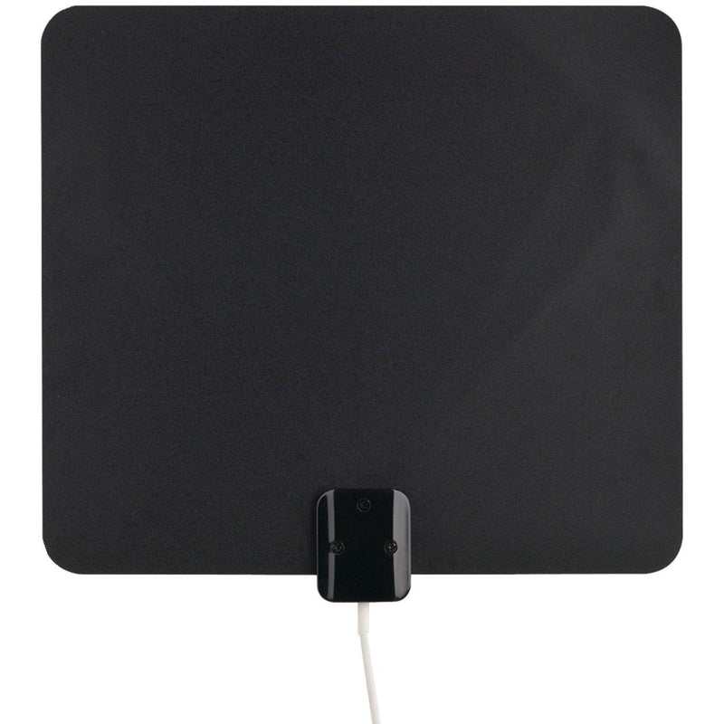RCA ANT1100Z Ultra-Thin Multi-Directional Indoor HDTV Antenna with 40 Mile Range