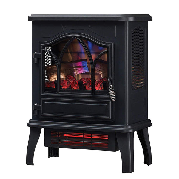 Duraflame DFI-470 Infrared Quartz Fireplace Stove