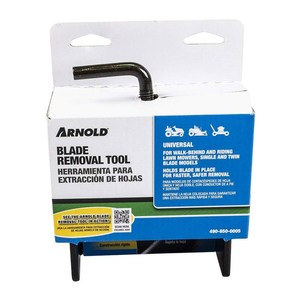 Arnold Blade Removal Tool