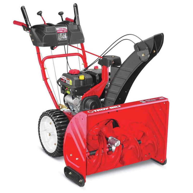 Troy-Bilt 31AM6CP4766 Storm 2860 28 in. 243cc 2-Stage Snow Blower [Remanufactured]