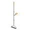 Ergie Systems ERG-BWRK16 Steel Shaft Strain Reducing Bow Rake | 55-Inch | 16-Tine