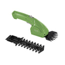 Martha Stewart MTS-CGSH1 2-in-1 Combo Cordless Grass Shear and Hedger | 7.2-Volt