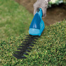 Sun Joe HJ605CC-BLU 2-in-1 Cordless Telescoping Grass Trimmer | 7.2 Volt (Sky Blue)