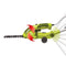 OPEN BOX Sun Joe HJ605CC 2-in-1 Cordless Telescoping Grass Trimmer | 7.2 Volt