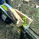 Sun Joe LJ602E Electric Log Splitter | 5-Ton | 15 Amp | Hydraulic Ram