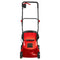 Sun Joe MJ401C-XR-RED Cordless Lawn Mower | 14 inch | 28V | 5 Ah | Brushless Motor (Red)