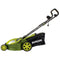 Sun Joe MJ403E Electric Lawn Mower + Mulcher | 17 inch | 13 Amp | 7-position
