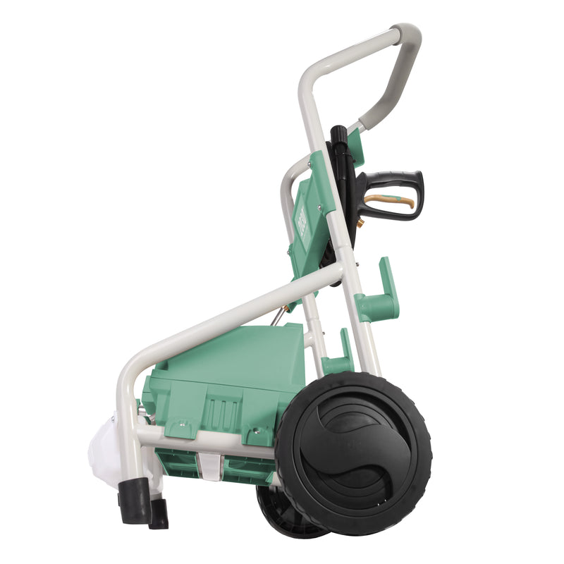 Martha Stewart MTS-2030PW-MGN Electric Pressure Washer | 2030 PSI | 1.76 GPM | 14.5-Amp | Pressure Select Technology (Mint)