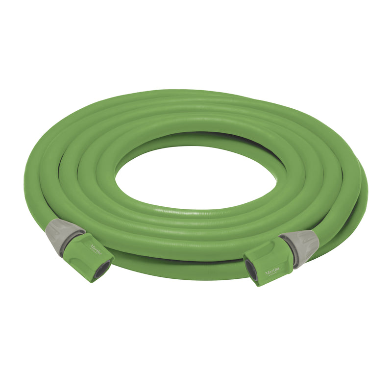 Martha Stewart MTS-EXGH50 Expandable Lightweight Kink-Free Hose | 4 Quick Connectors | 50 Foot