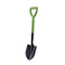 Martha Stewart MTS-MDS1 Mini Round Point Digging Shovel | 27-Inch