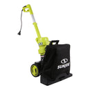 OPEN BOX Sun Joe SBJ801E 3-in-1 Electric Blower/Vacuum/Mulcher | Max 130 MPH | 13.5-Amp | Walk Behind