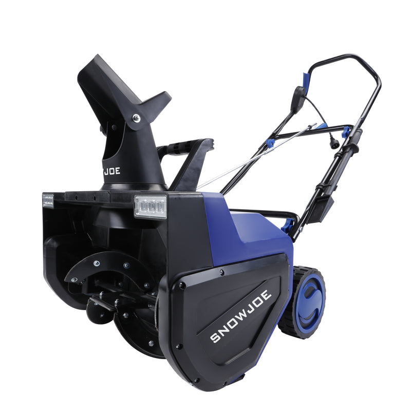 OPEN BOX Snow Joe SJ627E Electric Snow Thrower | 22-Inch | 15-Amp | w/ Dual LED Lights