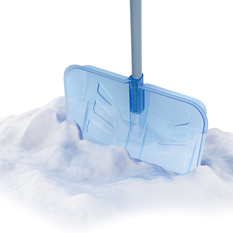 Snow Joe SJEG20-PC Snow Shovel | 20-Inch | Polycarbonate Blade | Shatter Resistant