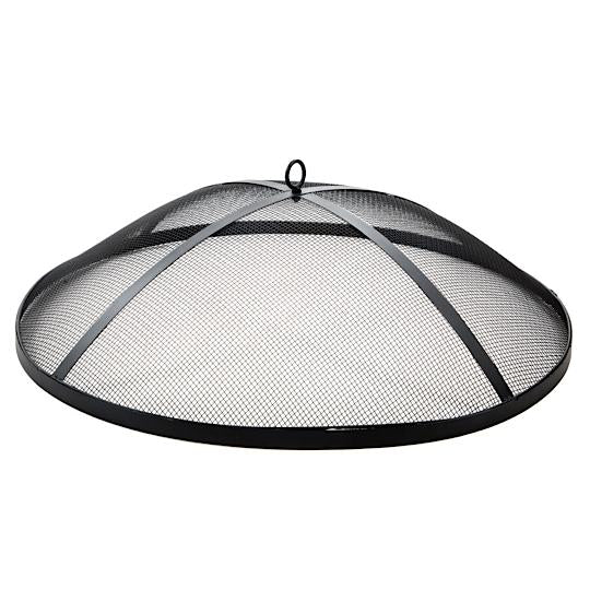 Sun Joe SJFP30-B 26-Inch Universal Replacement Fire Pit Wire Mesh Screen/Spark Guard Screen for SJFP30/35 Series Fire Pits and Others