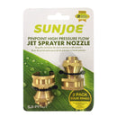 Sun Joe SJI-PPN01 Pinpoint High Pressure Flow Jet Sprayer Power Nozzle | 2-Pack