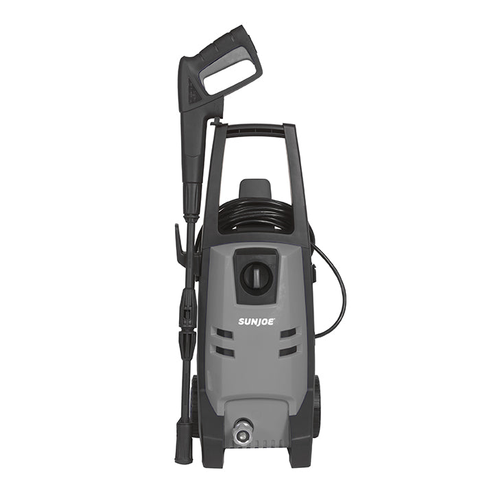 Sun Joe SPX1501-GRY Electric Pressure Washer | 1800 Max PSI | 1.8 GPM | 13-Amp (Gray)