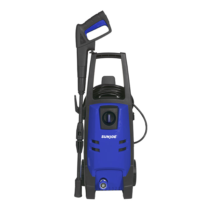 Sun Joe SPX1501-SJB Electric Pressure Washer | 1800 Max PSI | 1.8 GPM | 13-Amp (Blue)