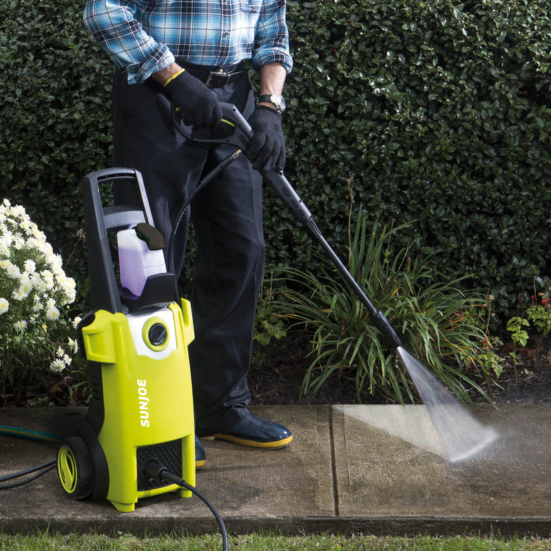 OPEN BOX Sun Joe SPX2000 Electric Pressure Washer | 1740 PSI | 1.59 GPM | 12.5-Amp