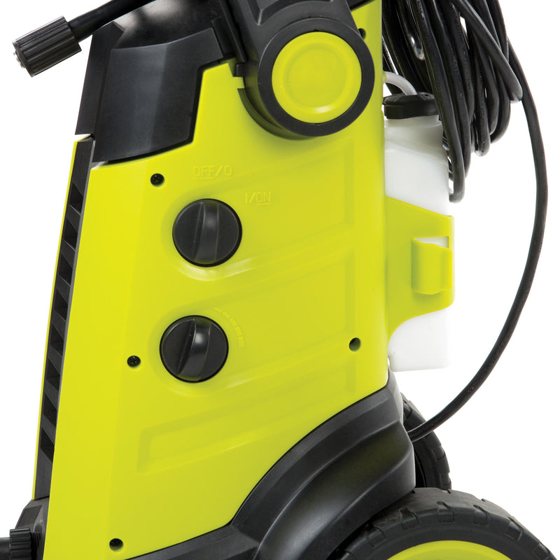 OPEN BOX Sun Joe SPX3001 Electric Pressure Washer | 2030 PSI | 1.76 GPM | 14.5-Amp | Hose Reel
