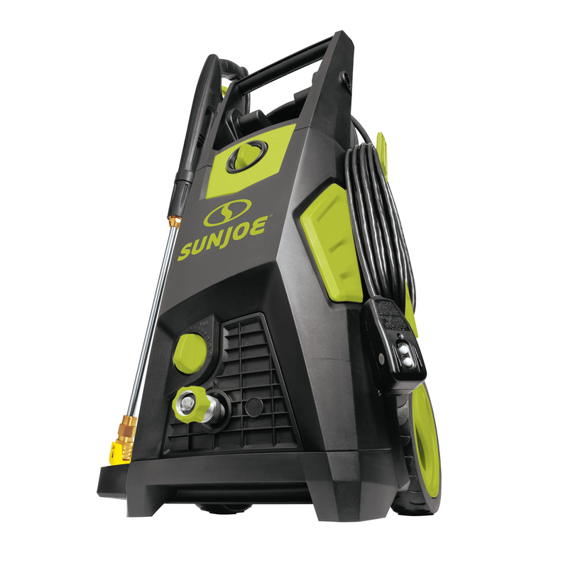 Sun Joe SPX3500 Electric Pressure Washer | 2300-PSI | 1.48 GPM | Brushless Induction | Brass Hose Connector