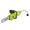 OPEN BOX Sun Joe SWJ807E Electric Convertible Pole Chain Saw | 10 inch | 8.0 Amp