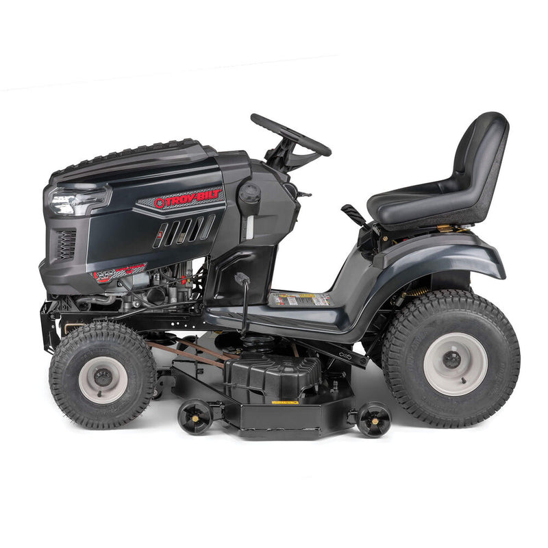 "Troy Built Super Bronco 50 XP™ Lawn Tractor 50"" Hydro Riding Lawn Mower / Tractor"