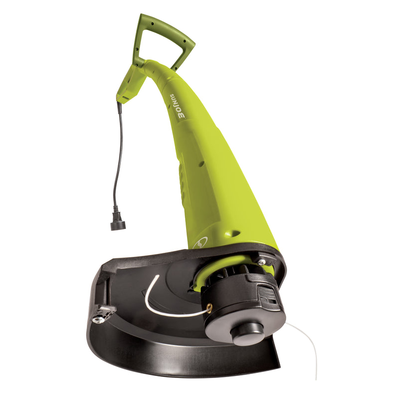 OPEN BOX Sun Joe TRJ609E Electric Grass Trimmer | 9.45-Inch | 3 Amp