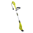 Sun Joe WJ101E 2-in-1 Electric Telescoping Power Weeder + Grass Shear | 2-Amp