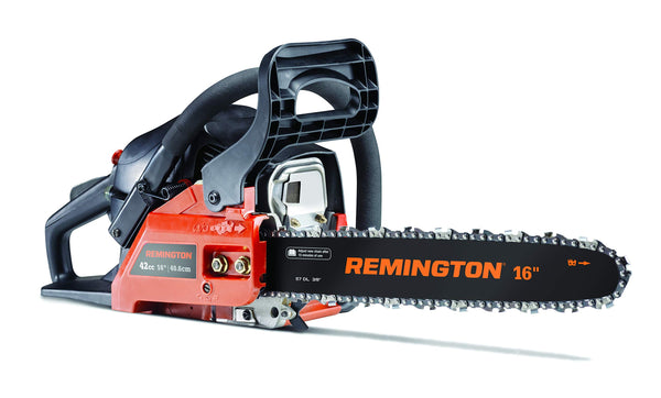 Remington 41AY4216983 RM4216CS Gas Chainsaw, Orange
