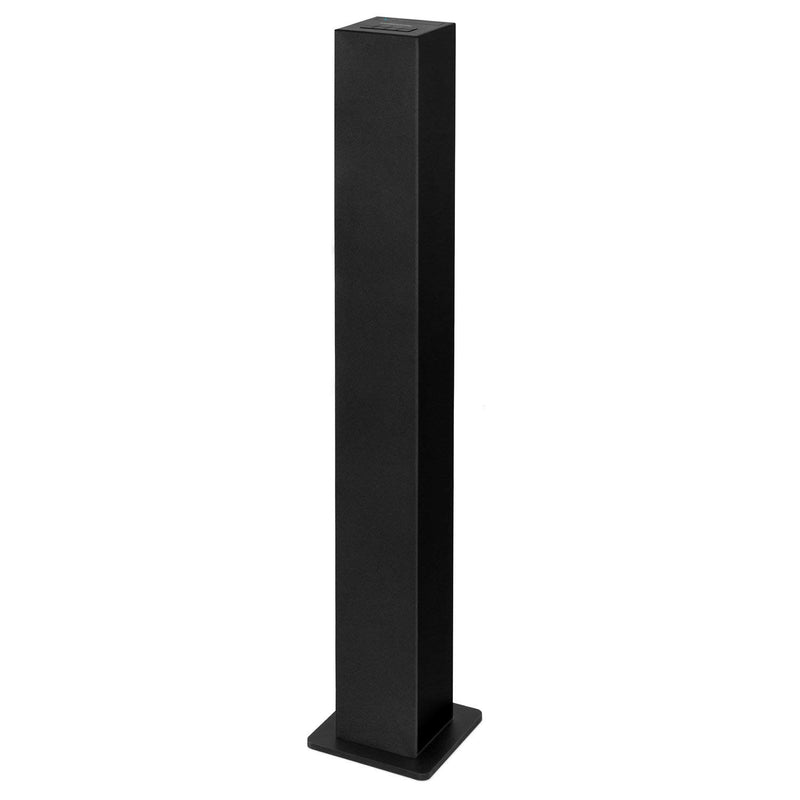 Innovative Technology Slim Tower Bluetooth Speaker, 36-Inch Tall, Black (Certified Refurbished)