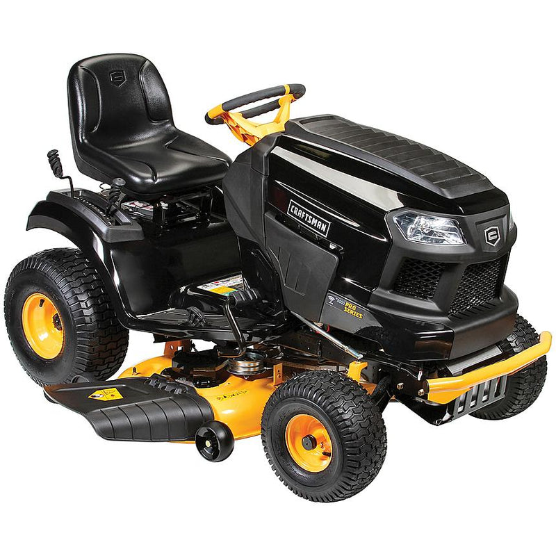 "Craftsman ProSeries 42"" 679CC Craftsman V-Twin Hydrostatic w/Turn Tight Extreme & Smart Lawn Bluetooth Technology"