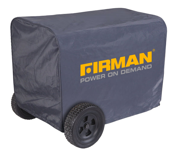 Firman 1009 5,700/8,000 Watt Generator Cover, 1, Black
