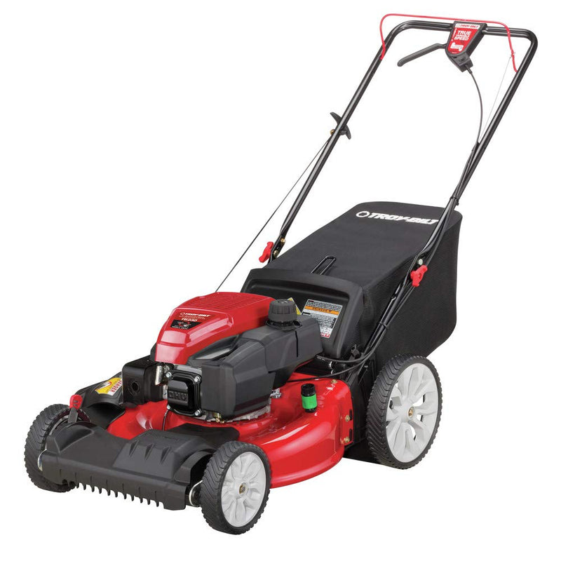 Troy-Bilt TB230 High Wheel Self-Propelled Mower with Front Wheel Drive (Open Box)
