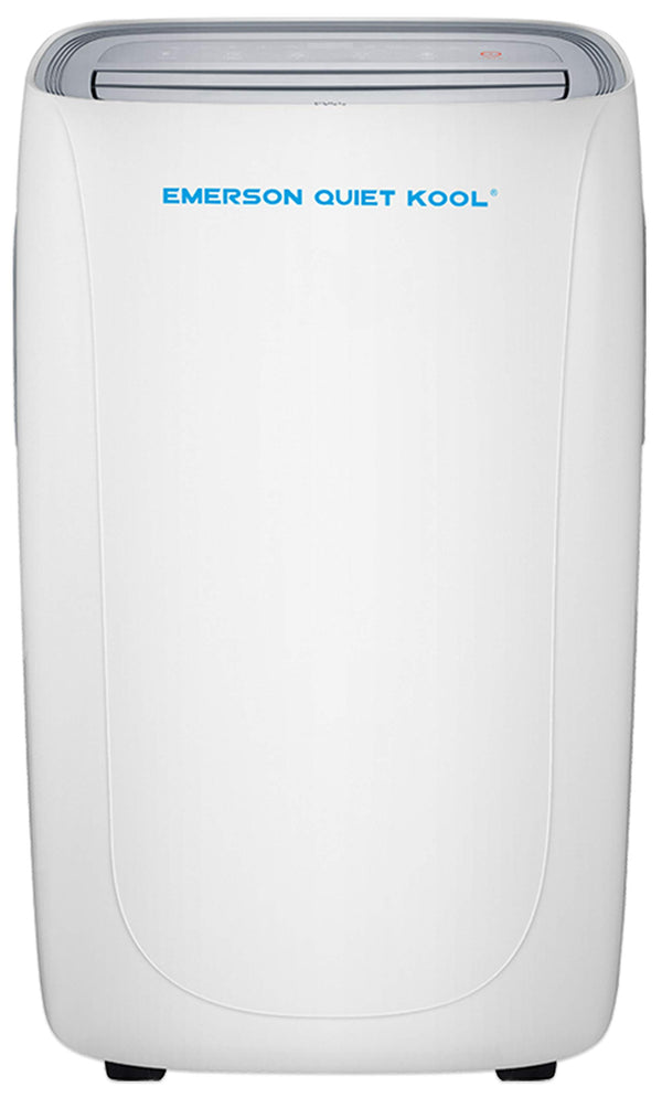 Emerson Quiet Kool Portable Air conditioner - EAPC12RD1, [Factory Refurbished] Estimated cooling area  400-sq.ft