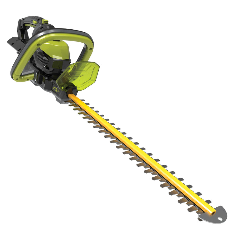 Sun Joe iON100V-24HT-CT Lithium-iON Cordless Handheld Hedge Trimmer | 24-Inch | 100-Volt Core Tool Only (No Battery + Charger)