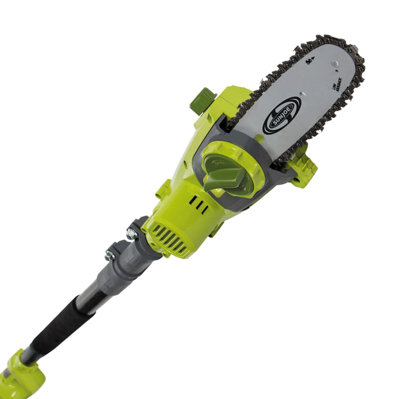 Sun Joe iON 40-Volt Cordless 8-Inch Pole Chain Saw
