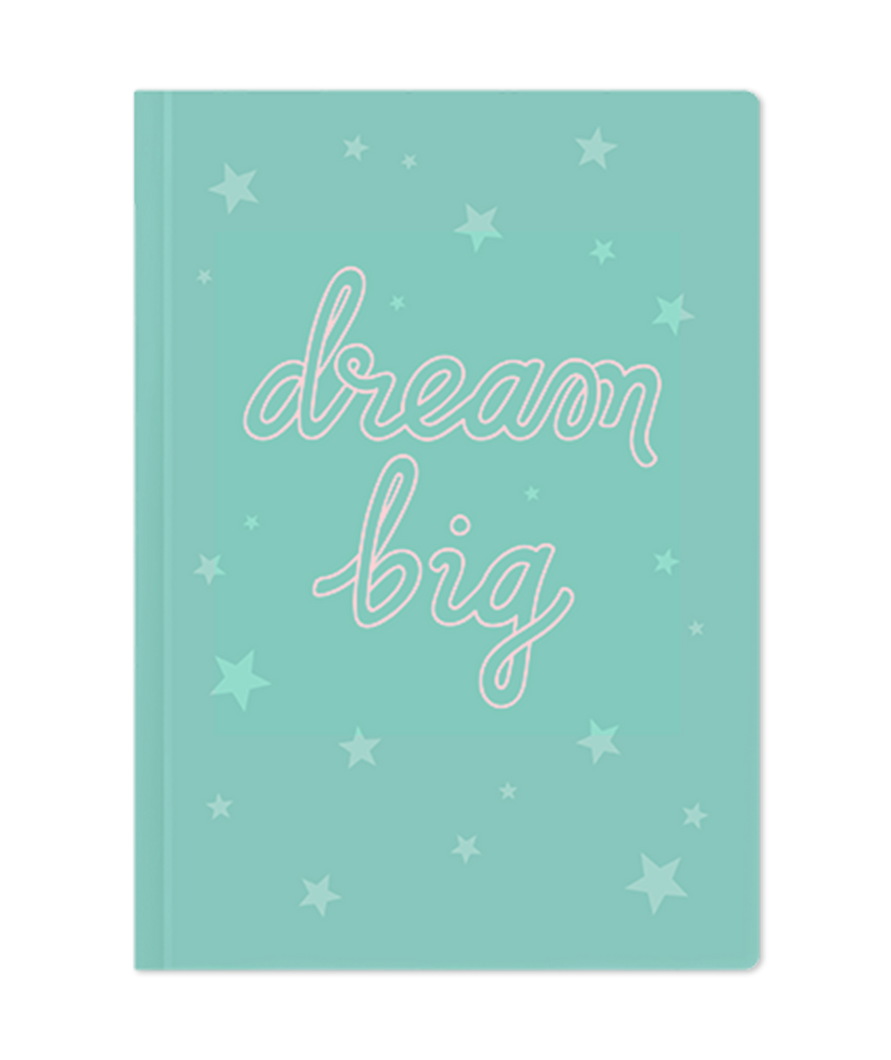 Dream Big - block