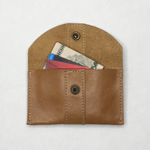 Load image into Gallery viewer, Leather Coin Purse