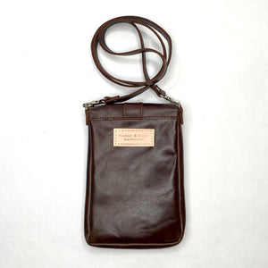 DAKOTA Cow Hide Crossbody Bag | Tri-Color