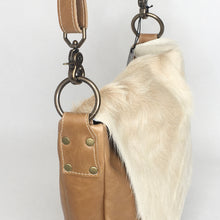 Load image into Gallery viewer, Cowhide | Leather Crossbody Bag | One of a Kind