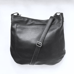 Uma Leather Crossbody Bag