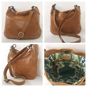 Marge Rudy Handmade UKSANA Leather Crossbody Bag
